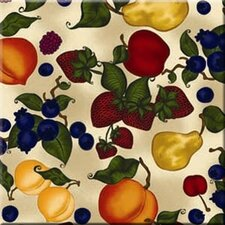 Tuftop Fruit Collage Trivet