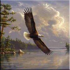 Tuftop Eagle Trivet