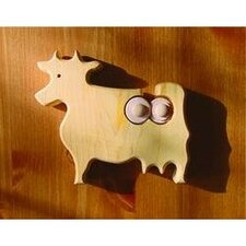 <strong>McGowan</strong> FireStone Cow Shaped Knife Sharpener