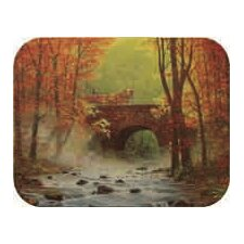 <strong>McGowan</strong> Tuftop Autumn Bridge Cutting Board