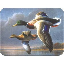 Tuftop Flying Mallards Cutting Board