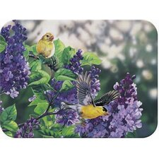 <strong>McGowan</strong> Tuftop Goldfinch Cutting Board