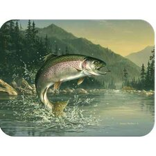 <strong>McGowan</strong> Tuftop Rainbow Trout Cutting Board