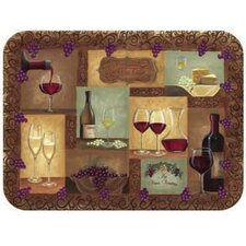 <strong>McGowan</strong> Tuftop Wine Cellar Cutting Board