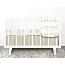 Miller 3 Piece Crib Bedding Set