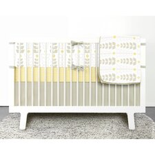 Miller 4 Piece Crib Bedding Collection