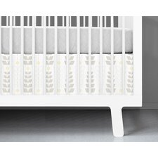 Stem Crib Skirt