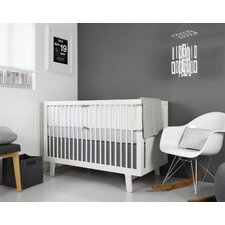 Nest 3 Piece Crib Bedding Set