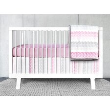 <strong>olli & lime</strong> Logan 3 Piece Crib Bedding Collection