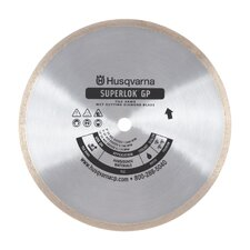 <strong>Husqvarna</strong> Superlok GP Series Premium Tile Diamond Blades