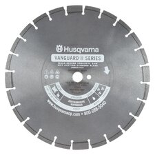 Vanguard II Black 500V-R Premium Walk Behind Saw Diamond Blades