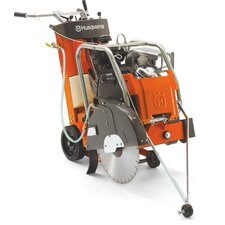 "<strong>Husqvarna</strong> 20 HP 20"" Blade Diameter Walk Behind Concrete Saw"