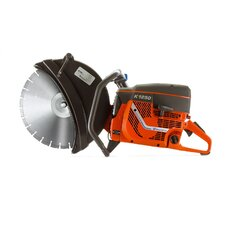 "Husqvarna K1250 7.8 HP 14"" Blade Capacity Gas Cut Off Saw"