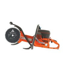"Cut-N-Break 4.8 HP 9"" Blade Diameter Wet Concrete Saw"