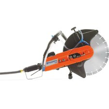 "4.3 HP 14"" Blade Diameter Air Power Wet Cutter Saw"