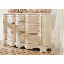 Jessica McClintock Romance Ten Drawer Dresser