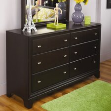 Midtown 6-Drawer Dresser