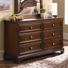 Covington 6 Drawer Dresser