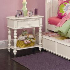 Hannah 1 Drawer Nightstand