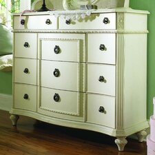<strong>Lea Industries</strong> Emma's Treasures Bureau Dresser
