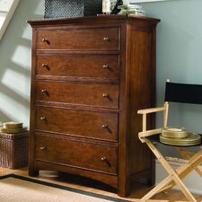 Elite Crossover 5-Drawer Chest