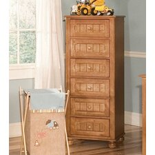 <strong>Lea Industries</strong> My Style Lingerie 6-Drawer Chest