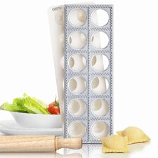 3 Piece Ravioli Pasta Case Maker Set