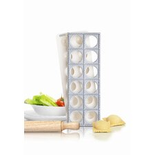 3-Piece Square Ravioli Pasta Case Maker