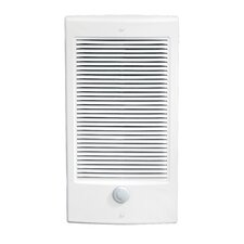 3,412 / 2,559 BTU Fan Forced Wall Space Heater