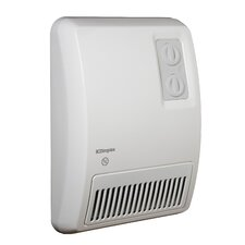 Deluxe Wall Mounted Fan Forced Bathroom Heater