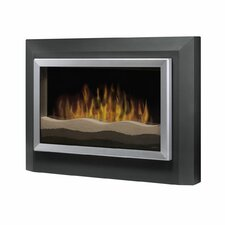 Sahara Wall Mounted Electric Fireplace