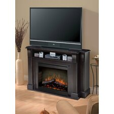 "Langley 55"" TV Stand with Electric Fireplace"
