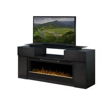 "<strong>Dimplex</strong> Concord 73"" TV Stand with Electric Fireplace"