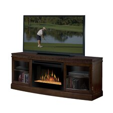 "Wickford 54"" TV Stand with Electric Fireplace"
