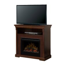 <strong>Dimplex</strong> Thorton Media Console Electric Log Fireplace