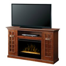 Yardley Media Console Electric Ember Bed Fireplace