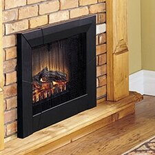 "Electraflame 23"" Standard Electric Fireplace Insert with Expandable Trim"