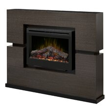 Linwood Mantel Electric Log Fireplace