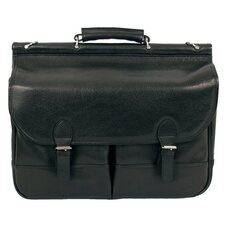 Gregory Leather Laptop Briefcase