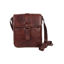 Rustic Buckle Shoulder Bag