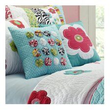 <strong>Amity Home</strong> Abby / Jane Flower Euro Sham