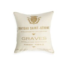 Chateau Saint Gerome Pillow