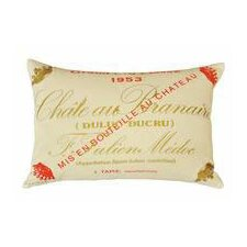 Chateau Branaire Boudoir Pillow