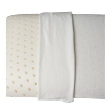 Italian Memory Foam Gentle Support Standard Pillow