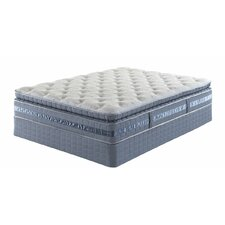 <strong>Serta</strong> Perfect Sleeper SmartSurface Canyon Walk Low Profile Pillow Top Mattress