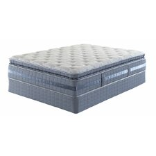 <strong>Serta</strong> Perfect Sleeper SmartSurface Elite Riverton Lake Low Profile Super Pillow Top Mattress