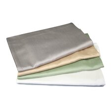 Perfect Sleeper 310 Thread Count Serta Egyptian Cotton Sheet Set with Antimicrobial Treatment