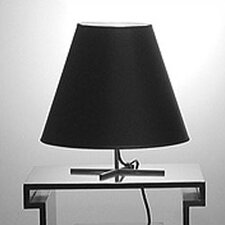 "Lamp 12"" H Table Lamp with Empire Shade"