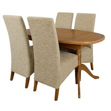 Canterbury 5 Piece Dining Set