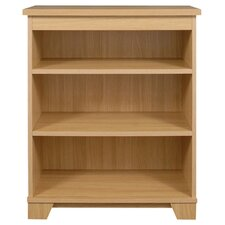 Sherwood Wide Low Open Bookcase